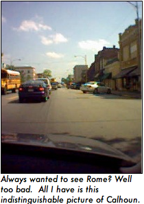 Calhoon Main Street